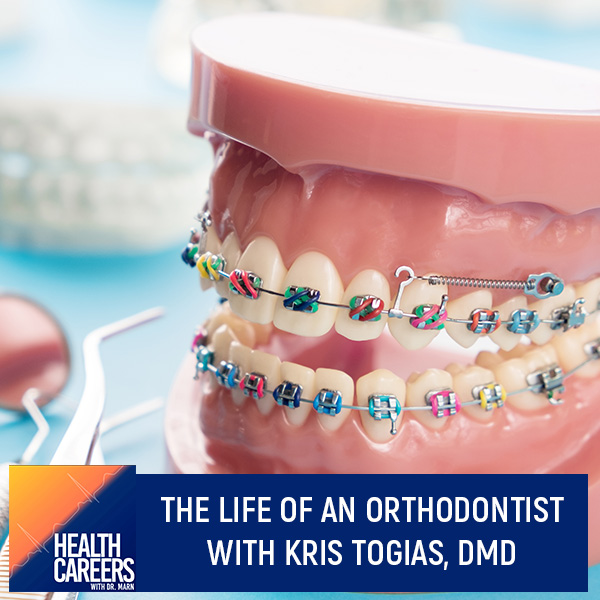 Episode 016: The Life Of An Orthodontist With Kris Togias, DMD