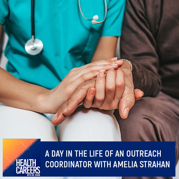 A Day In The Life Of An Outreach Coordinator With Amelia Strahan