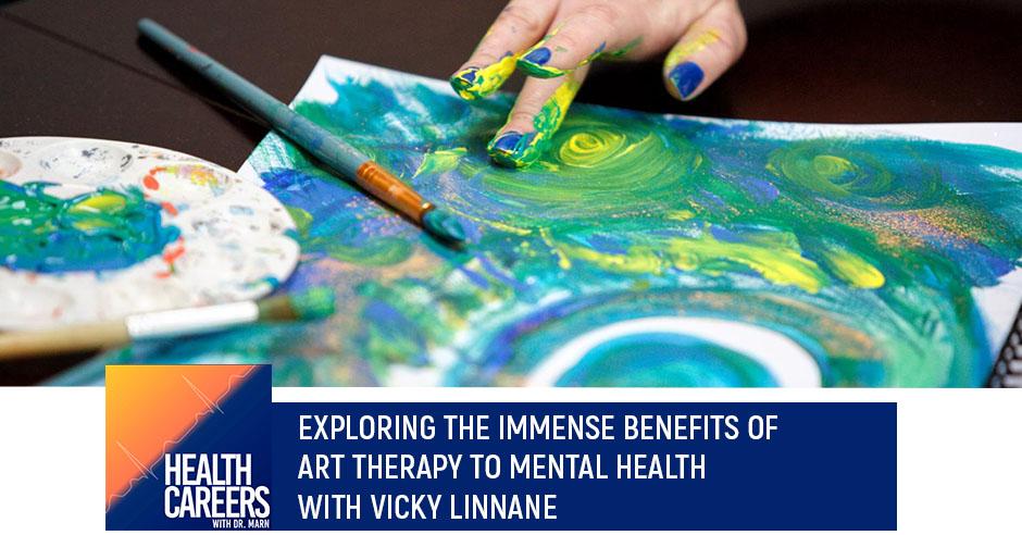 HCDM 58 Vicky Linnane   Art Therapy