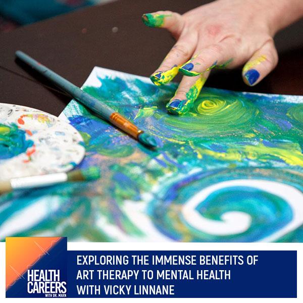 HCDM 58 Vicky Linnane | Art Therapy